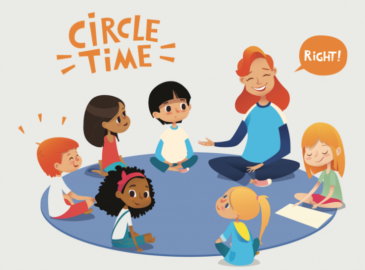 Benefits of Preschool Circle Time